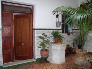 Piso en planta baja en el barrio de la Viña, Cádiz