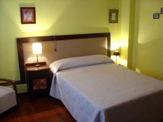 Habitación doble con baño. Posibilidad de televisión 3€/día