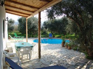 lovely outside area with pool