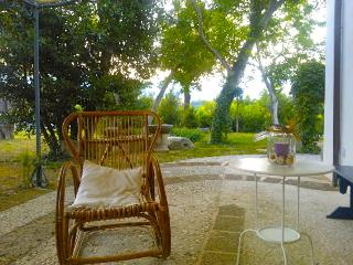 GROUPS in Agriturismo: up to 7 self apartments between mounts/sea (max 20/25 p.)