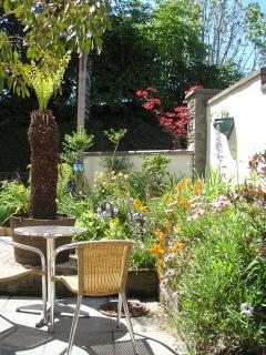 Y Bryn front garden