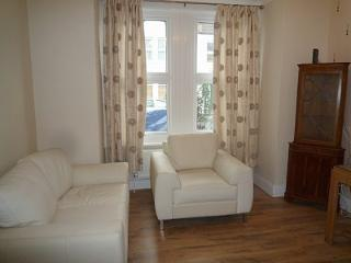 Large 1Bedroom ground floor apartment (A), garden