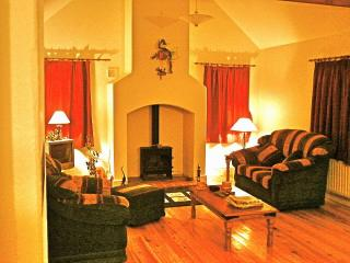 Accommodation is comfortable and cosy cottage style