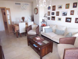 Luxury 3 bed Apt. Arroyo de la Miel,Benalmadena.  Aircon  Wifi  Pool  Gym
