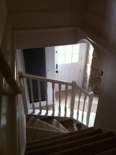 Going Down - ground floor!