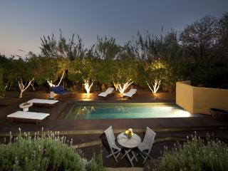 Iassus, pool, garden, seaviews