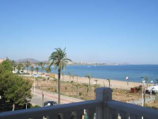 Lovely Beach Front Apartment, Playa Paraiso