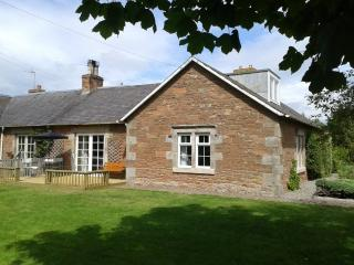 Number 4 Cottage, Mounthooly, Jedburgh