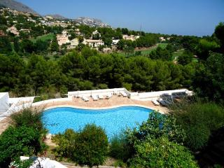Rent-a-House-Spain, Altea  2-4 pers. on golf cours, Altea la Vella