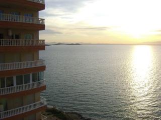 Apartamento 1° línea de playa
