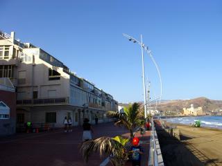 1st line beach Las Canteras