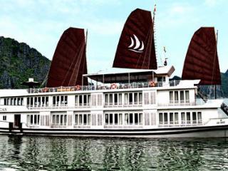 Pelican Luxury Cruises, Halong Bay
