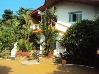 the Angel Villa - Front view