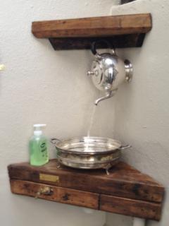 Teapot tap
