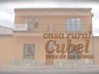 Casa Rural de 3 habitaciones en Aras De Los Olmos, Aras de los Olmos