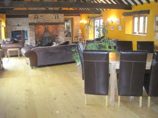 COURTYARD BARN is just stunning and with 5 star luxury touches