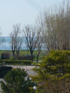 vista laguna dal secondo balcone