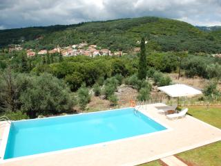 Rent Villa in Corfu Gina (Monday arrivals only )
