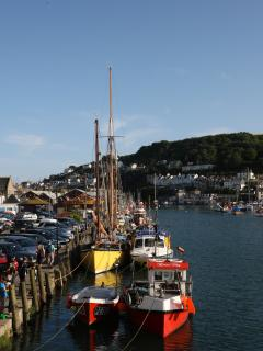 Picture of Looe Harbour