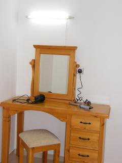 Dressing area for Master bedroom