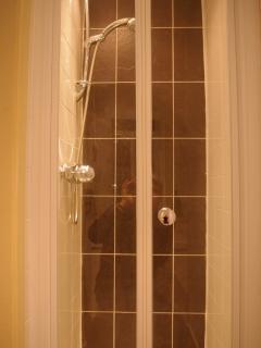 Ensuite Power Shower