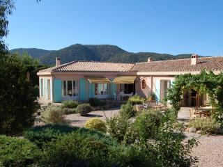 Catalina, Vinça, pool, wifi, garden, stunning view, Vinca