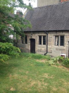 Pegges Almshouse Cottage