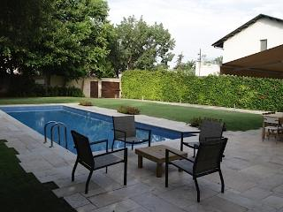 Spacious villa with a pool, Herzlia