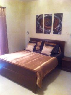 Bedroom 1 double bed
