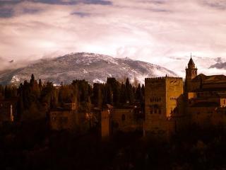 Especialmente situado, Granada