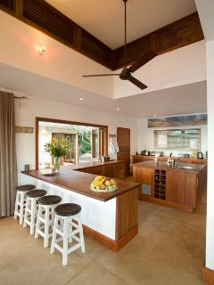 Open-Plan kitchen - a lovely area to all convene for breakfast or dinner