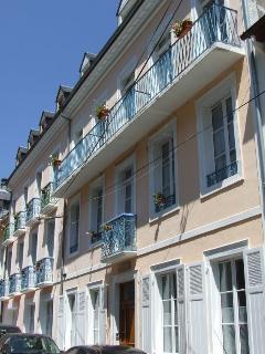 Apartamento Cauterets para 8 personas en el centro con WIFI