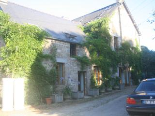 Front view of the gite, leading straight on to fabulous country walks