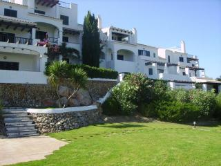 Apartamento en Menorca. Fantasticas vistas panoramicas desde la terraza