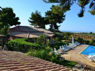 Casale Abate Menfi, pool, wifi, 5/7 people, Ulivo