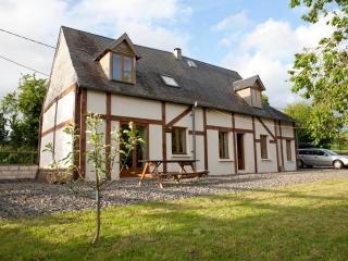 La Befferie holiday cottage in Southern Normandy