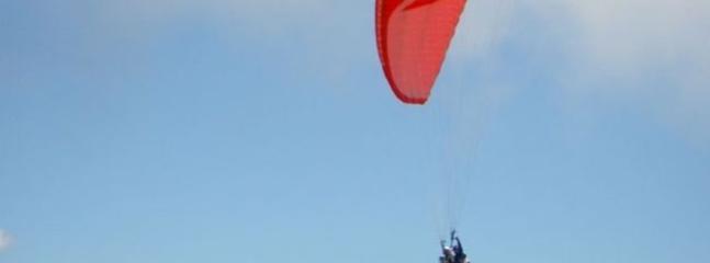 Atrévete a volar y tener sensaciones diferentes... desde lo alto todo se ve de otra manera!!