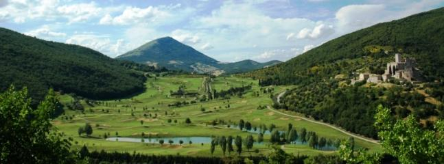 Antognolla Golf course