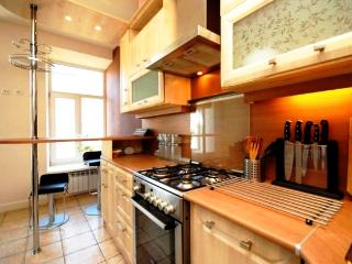 Luxury Spacious 4-Room Rental, St. Petersburg