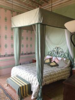 The Green bedroom