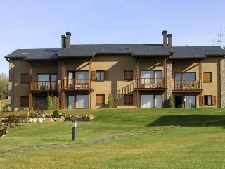 Apartamento de 120 m2 para 8 p, Osseja