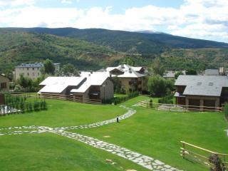 Vista al exterior desde el balcón