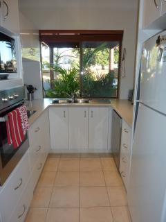 Brand new fully renovated kitchen