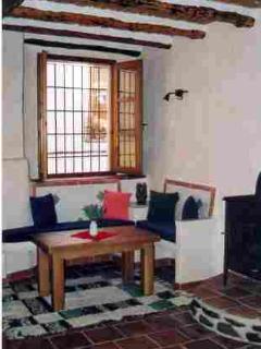 Moorishstyle livingroom