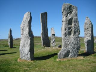 Callanish Stones, 10 min drive.