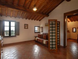 LA MALVA, the livingroom with sofa-bed