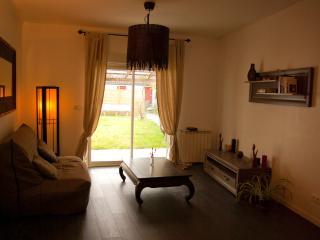 Maison + jardin au pied Cité, Carcassonne