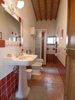 LA MALVA, bathroom 1