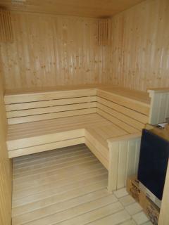 Sauna anyone ?