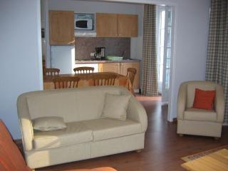Appartement avec 2 chambres à coucher, Cauterets